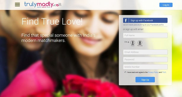 TrulyMadly Hook UP Apps DatingFoo