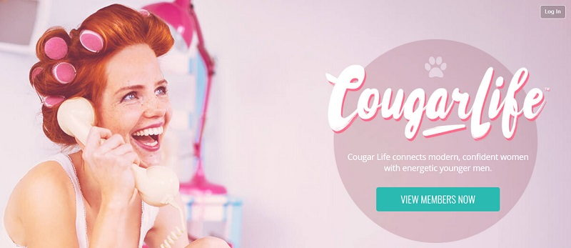 CougarLife - Cougar Dating Sites - DatingFoo