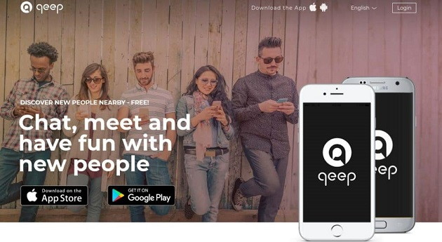 Qeep App - Best Love Apps - DatingFoo